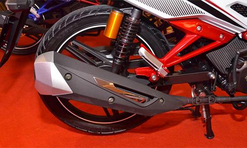Can canh chi tiet SYM Sport Rider 125i vua duoc ra mat - 10
