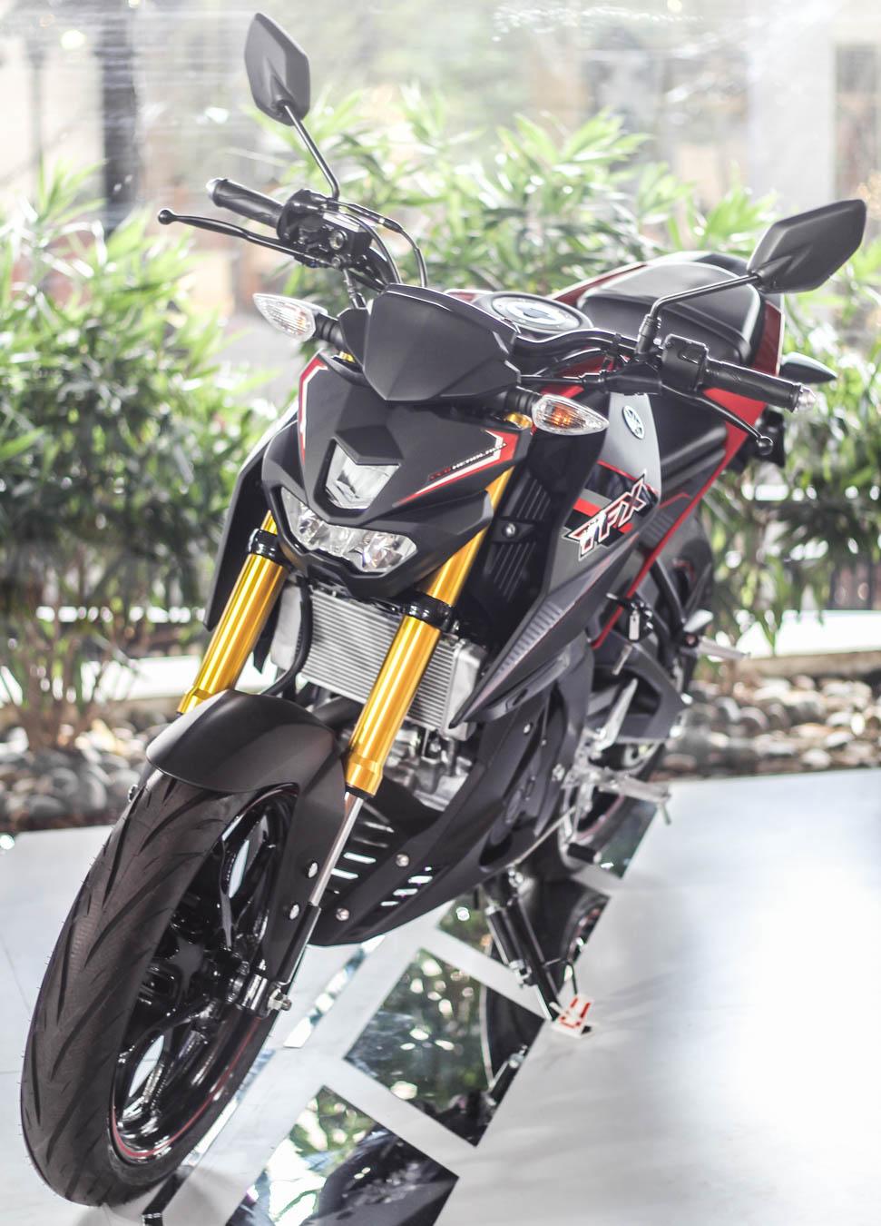 Can canh Yamaha TFX 150 vua duoc ra mat - 4