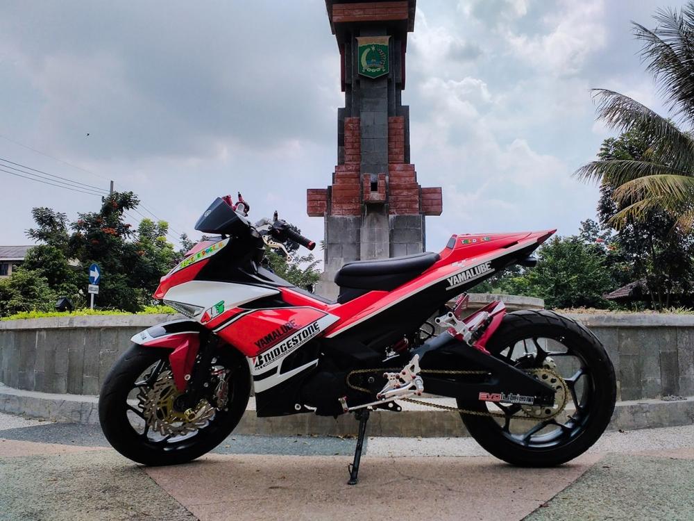 Chiec Exciter 135 do pha cach cua biker Viet - 2