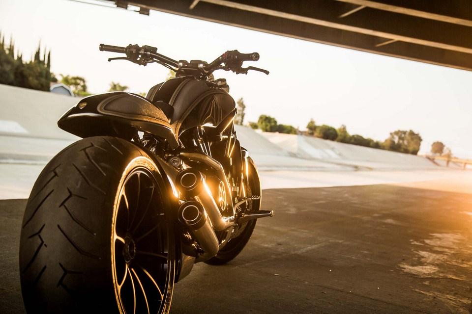 Ducati XDiavel dep tuyet voi trong ban do tu Roland Sands Design - 4