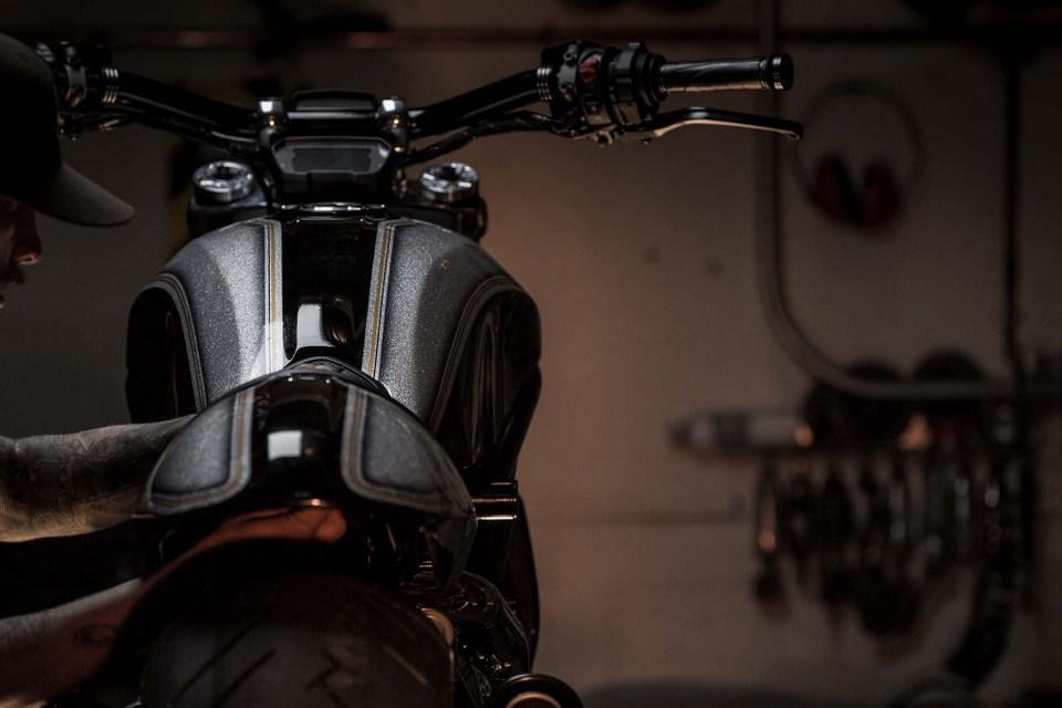 Ducati XDiavel dep tuyet voi trong ban do tu Roland Sands Design - 16