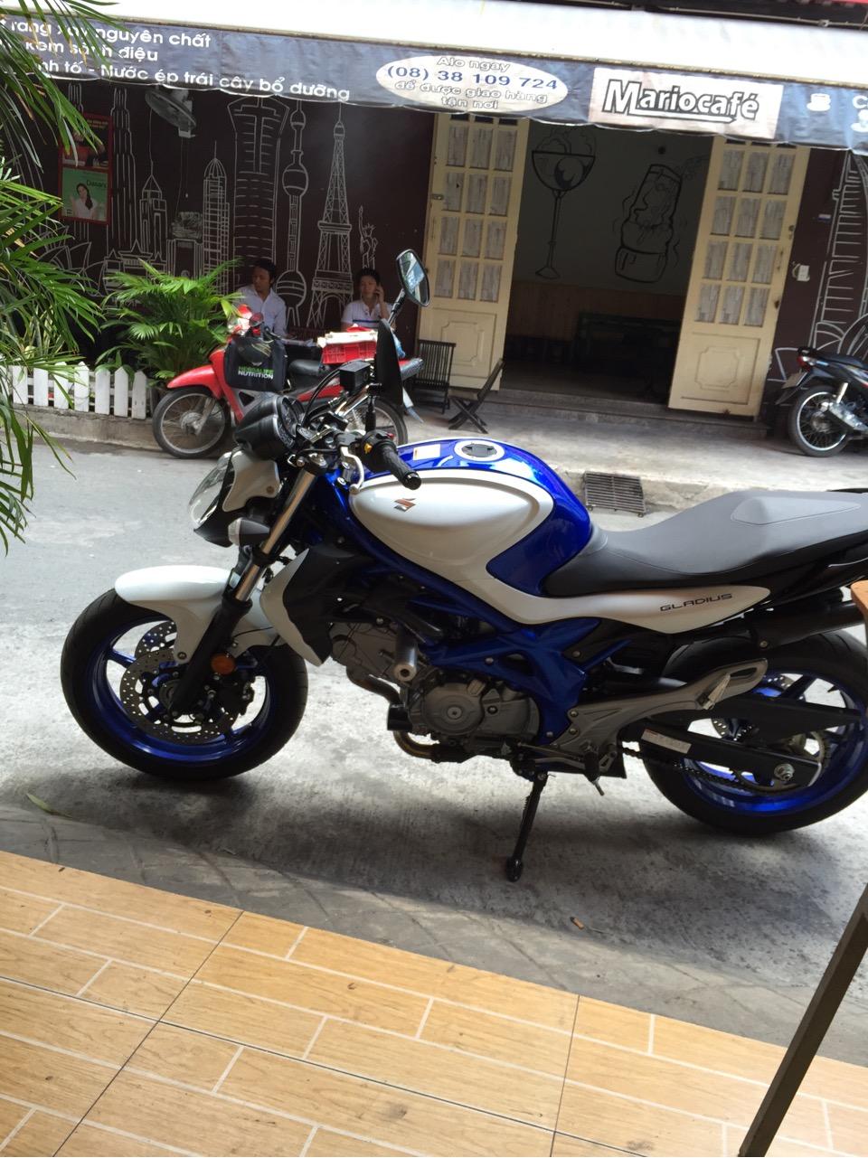 Hcm Suzuki gladius 650 hqcn 189 tr