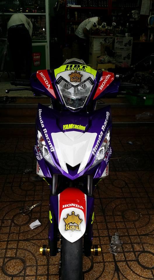 Winner HBT Racing do choi day minh