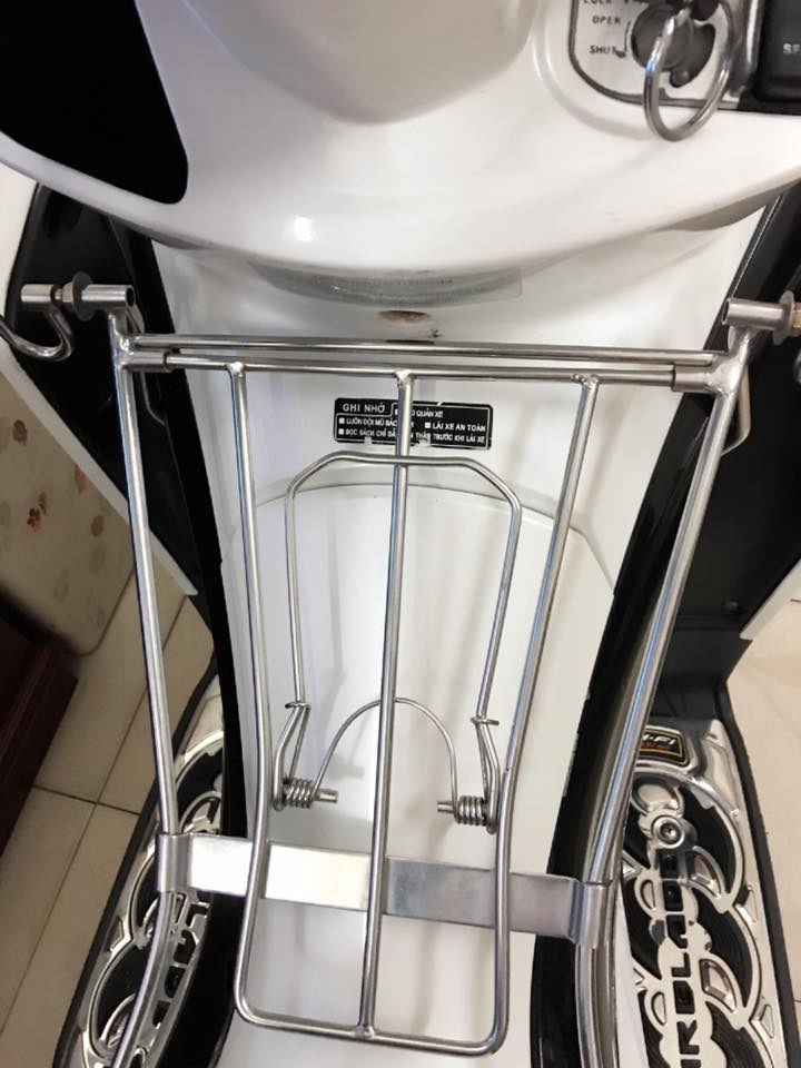 Honda airblade 110fi dau bo trang den chinh chu - 6