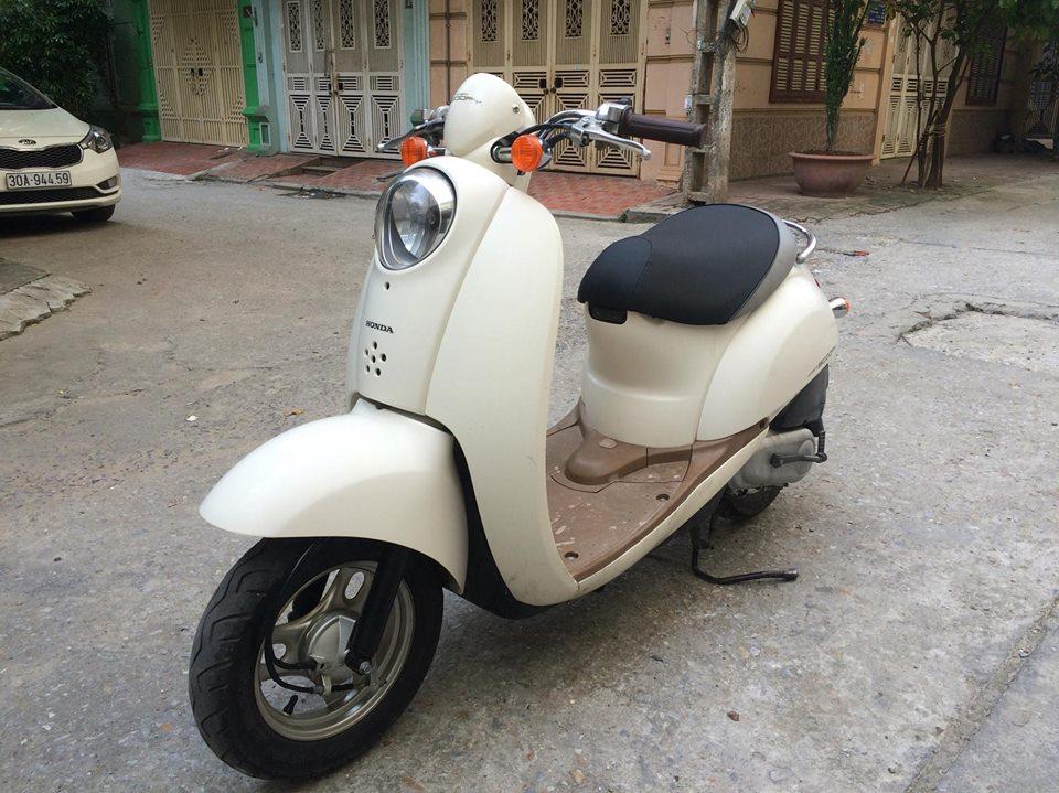 Honda Scoopy 50cc mau be nhap khau Nhat nhu moi - 4