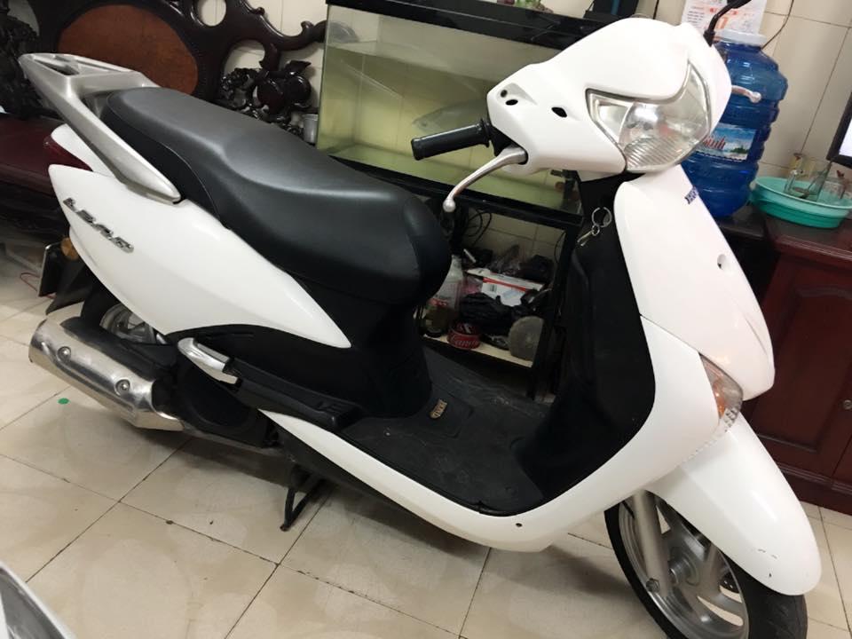 Honda Scr 110fi nhap khau Mau trang chinh chu bstp - 3