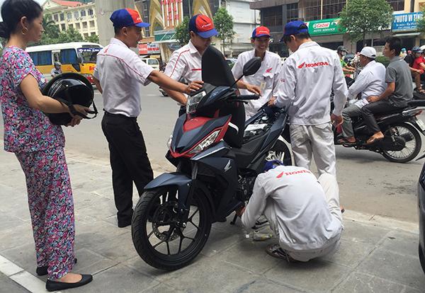 Honda Winner 150 dat 11000 chiec sau gan 3 thang ban ra thi truong - 2