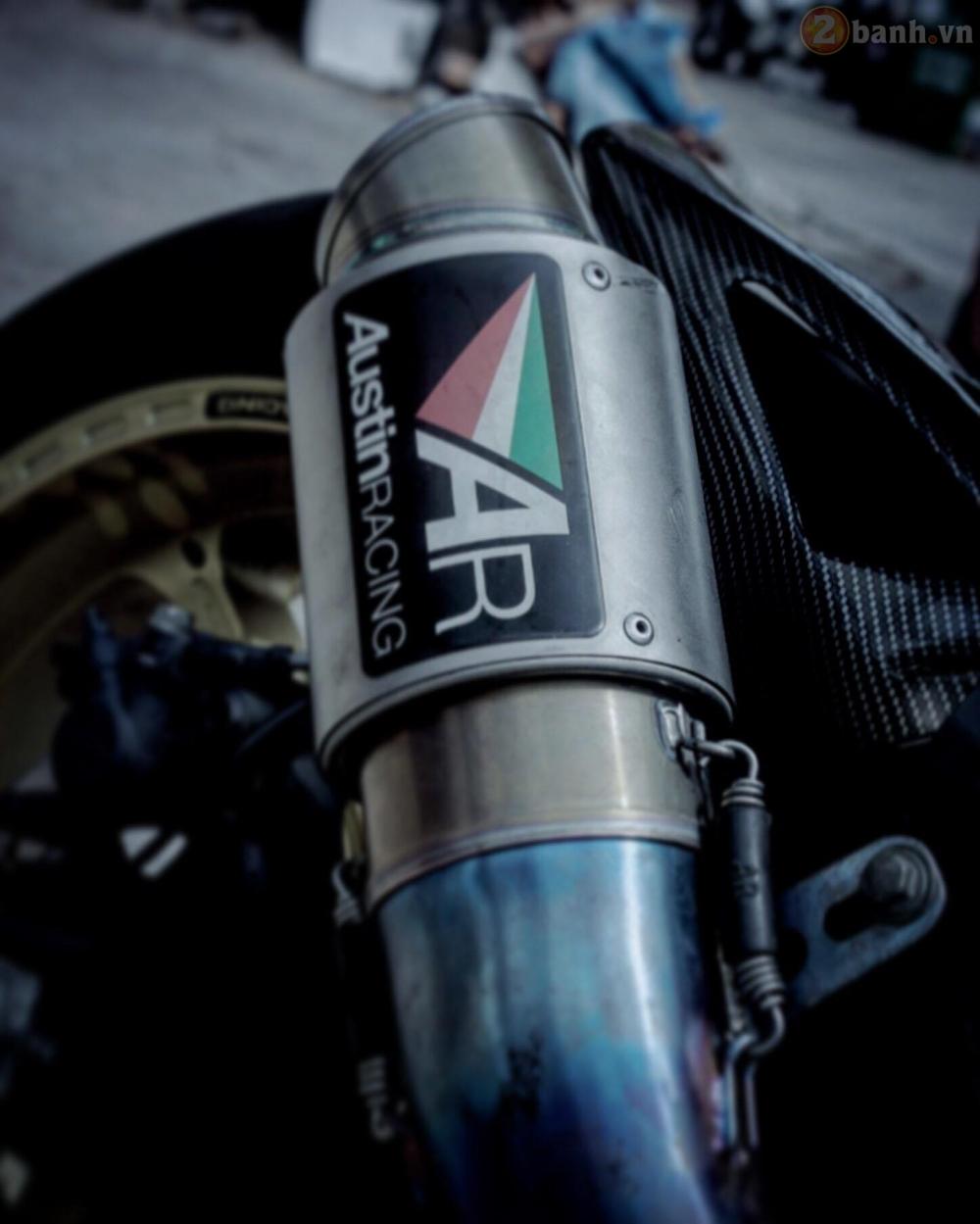 Kawasaki Ninja ZX10R 2016 do sieu khung cua biker Sai Thanh - 13