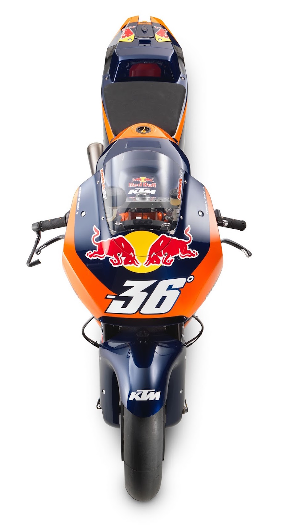 KTM chinh thuc ra mat RC16 chuan bi cho giai dua MotoGP 2017 - 6