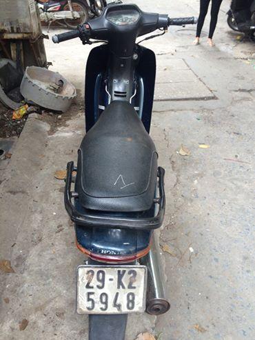 Minh ban chiec xe wave thai