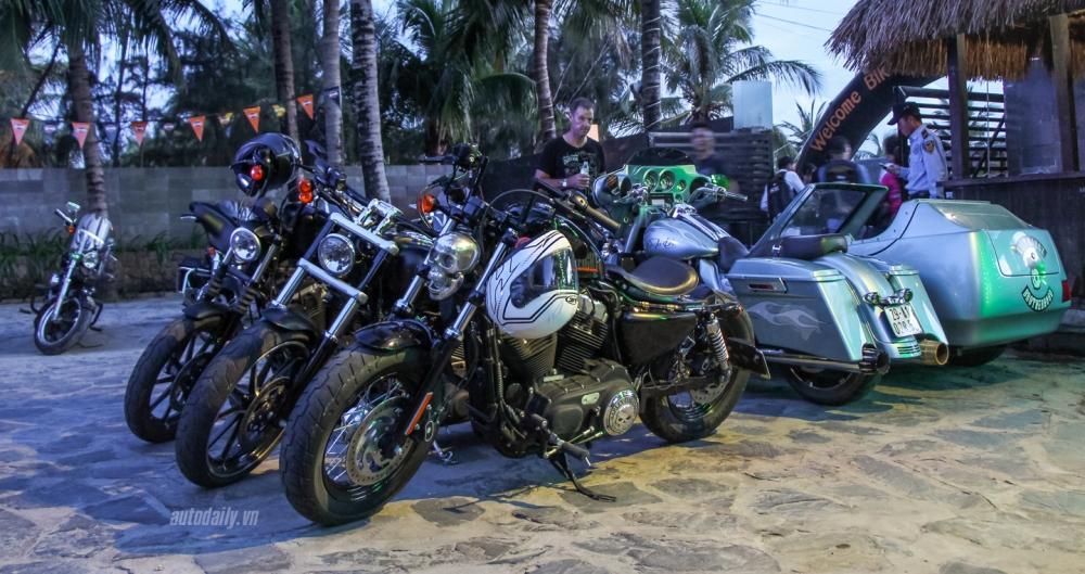 Nhung hinh anh tai Vietnam Bike Week 2016 ngay hoi mo to PKL lon nhat Viet Nam - 4
