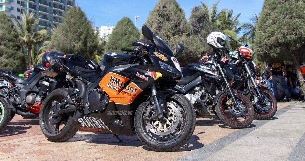 Nhung hinh anh tai Vietnam Bike Week 2016 ngay hoi mo to PKL lon nhat Viet Nam - 6