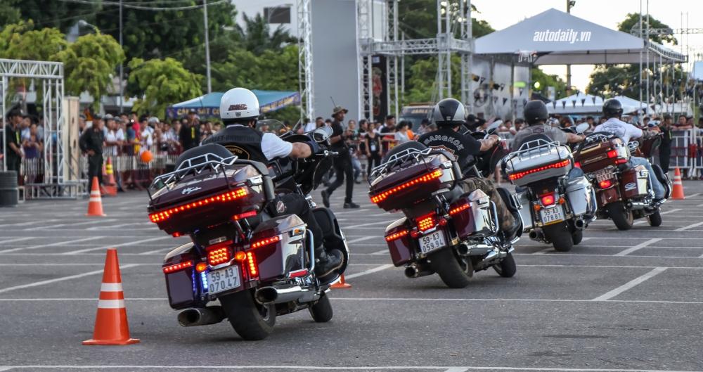 Nhung hinh anh tai Vietnam Bike Week 2016 ngay hoi mo to PKL lon nhat Viet Nam - 14