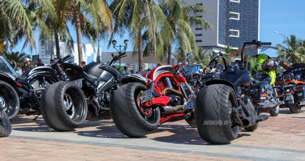 Nhung hinh anh tai Vietnam Bike Week 2016 ngay hoi mo to PKL lon nhat Viet Nam - 18