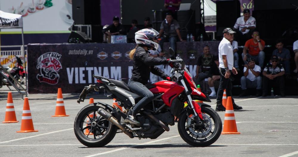Nhung hinh anh tai Vietnam Bike Week 2016 ngay hoi mo to PKL lon nhat Viet Nam - 22