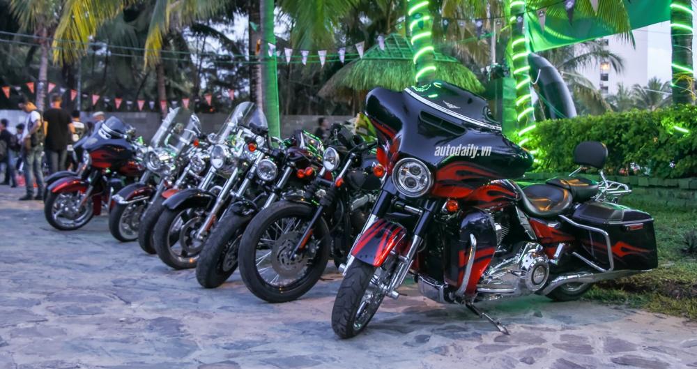 Nhung hinh anh tai Vietnam Bike Week 2016 ngay hoi mo to PKL lon nhat Viet Nam - 24