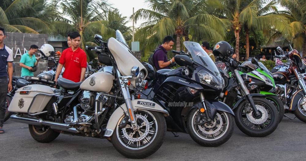 Nhung hinh anh tai Vietnam Bike Week 2016 ngay hoi mo to PKL lon nhat Viet Nam - 26