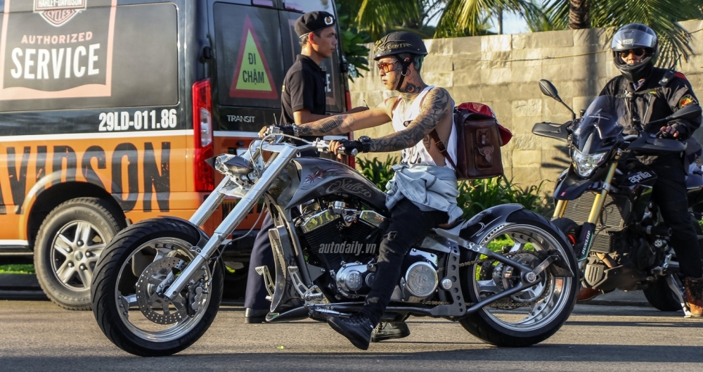Nhung hinh anh tai Vietnam Bike Week 2016 ngay hoi mo to PKL lon nhat Viet Nam - 28
