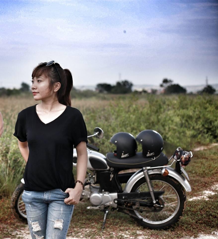 Phuot Quan trong la con nguoi minh thoi chu khong phai cai xe cai ve ben ngoai - 2
