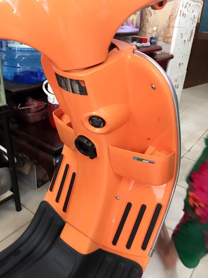 Piaggio Vespa S 125 3vie mau cam chinh chu bstp - 6