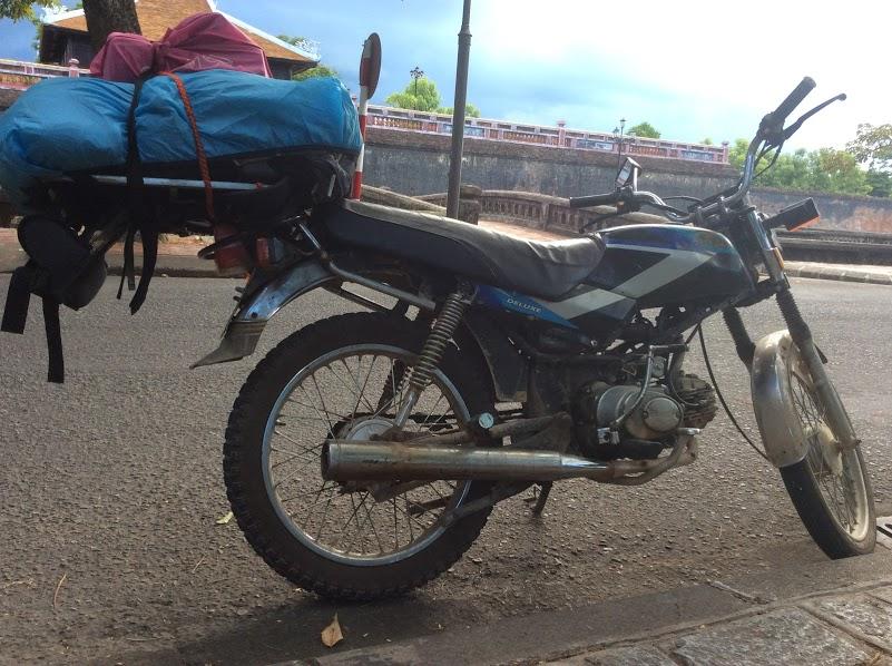 Traveller Motorbike Honda Win For Sale