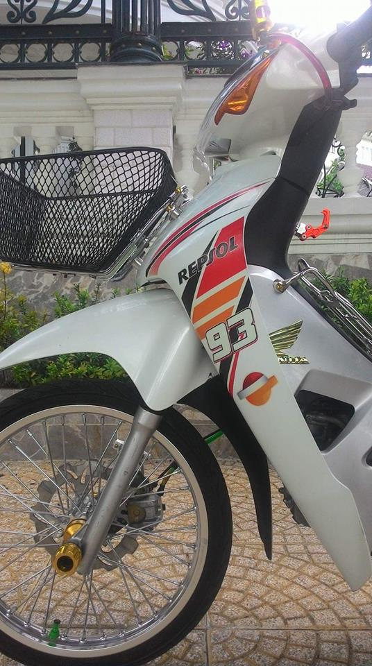 Wave Alpha do nhe day ca tinh trong phong cach Repsol - 2