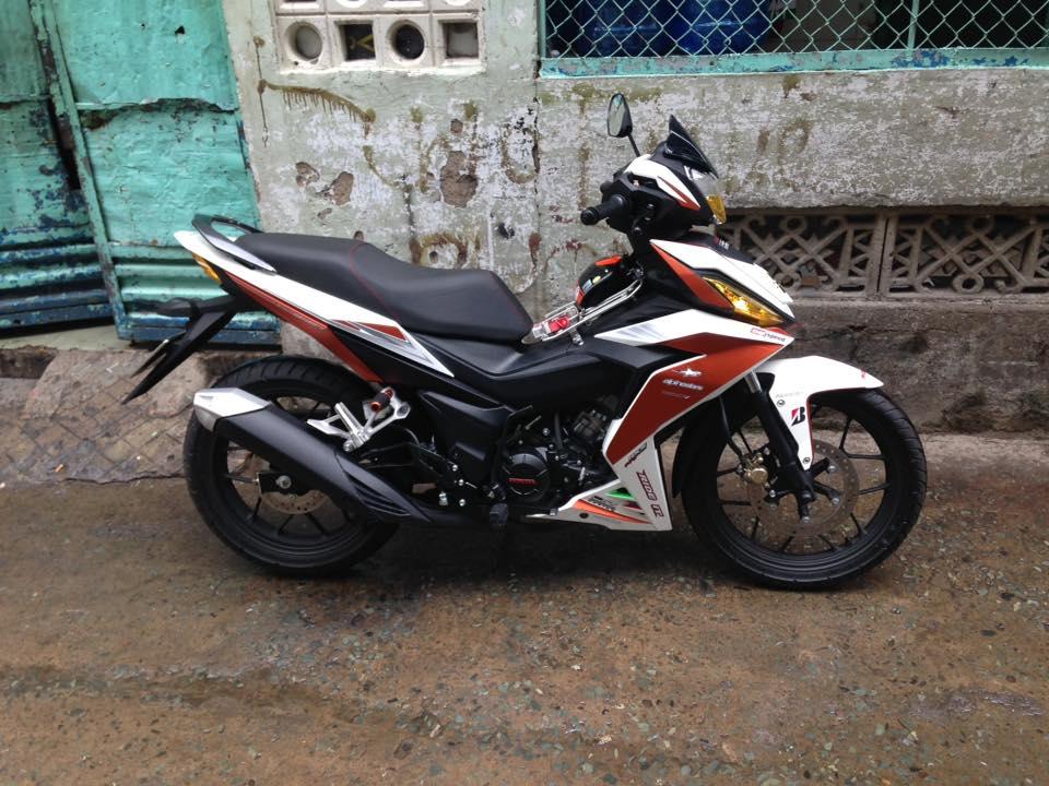 Winner 150 do nhe voi Cam de thuong - 2