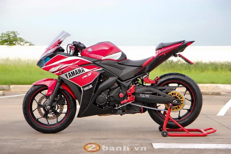 Yamaha R3 zin ma khong zin nhung rat xi tin - 2