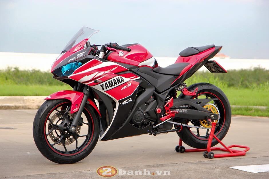 Yamaha R3 zin ma khong zin nhung rat xi tin - 10