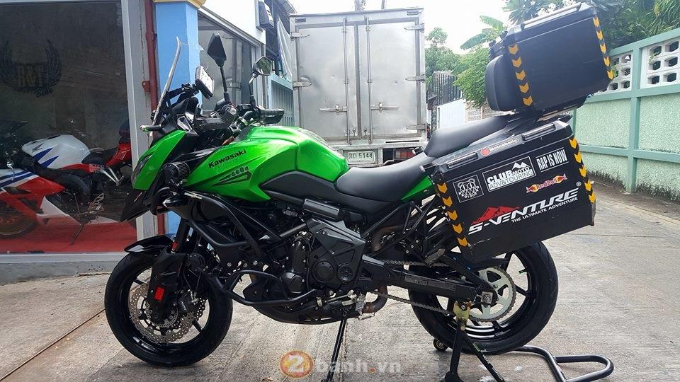 Kawasaki Versys dong hanh cung phuot thu - 3