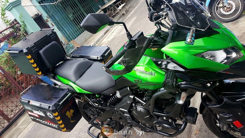 Kawasaki Versys dong hanh cung phuot thu - 10