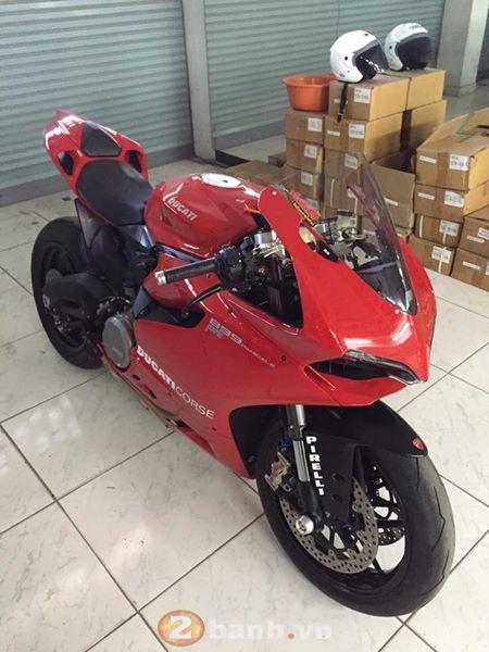 Ducati 899 len do hieu ma nhin nhu zin