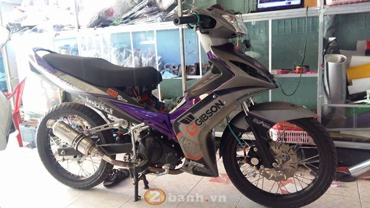 Exciter 62 chia tay trong nuoc mat