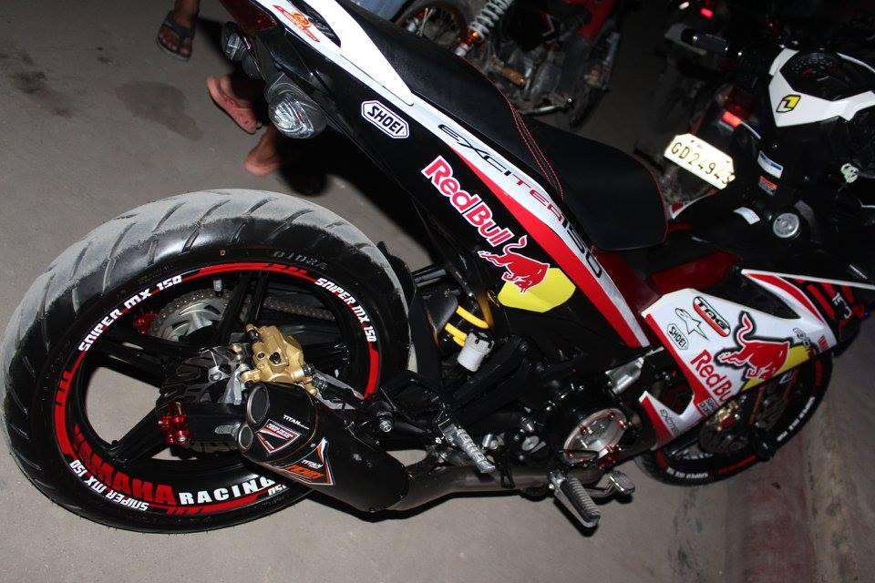 Ruc ro voi Exciter 150 Redbull Marquez - 7