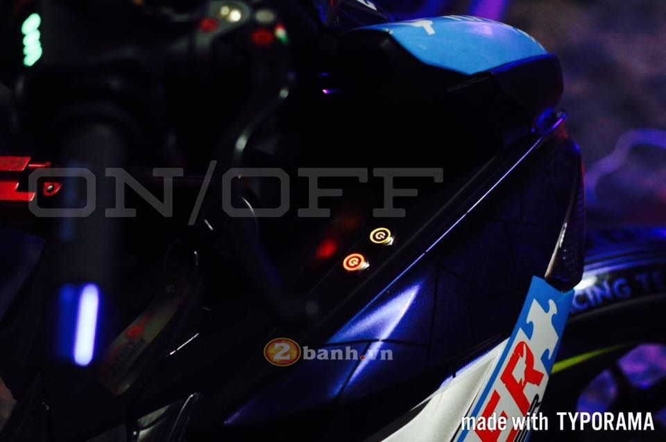 Exciter 150 QRacer Born to Different - 5