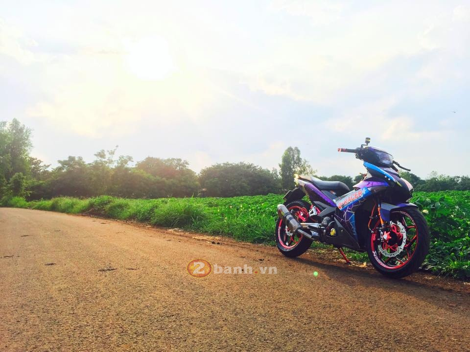 Exciter 150 QRacer Born to Different - 8