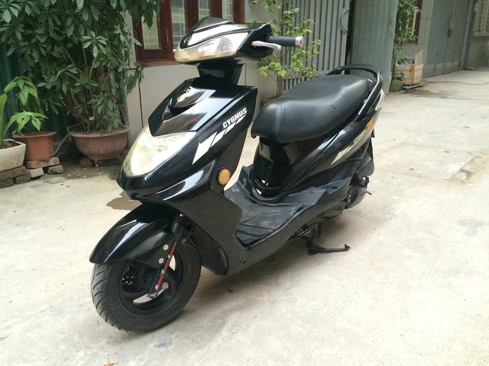 Yamaha Cygnus Z 125cc doi chot 2009 bien 30F44275 - 6