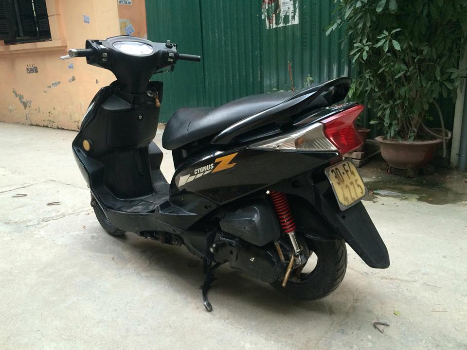 Yamaha Cygnus Z 125cc doi chot 2009 bien 30F44275 - 7
