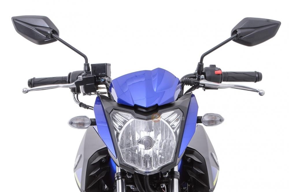 Yamaha Fazer 150 2017 Voi bo ao moi nang dong hon - 4