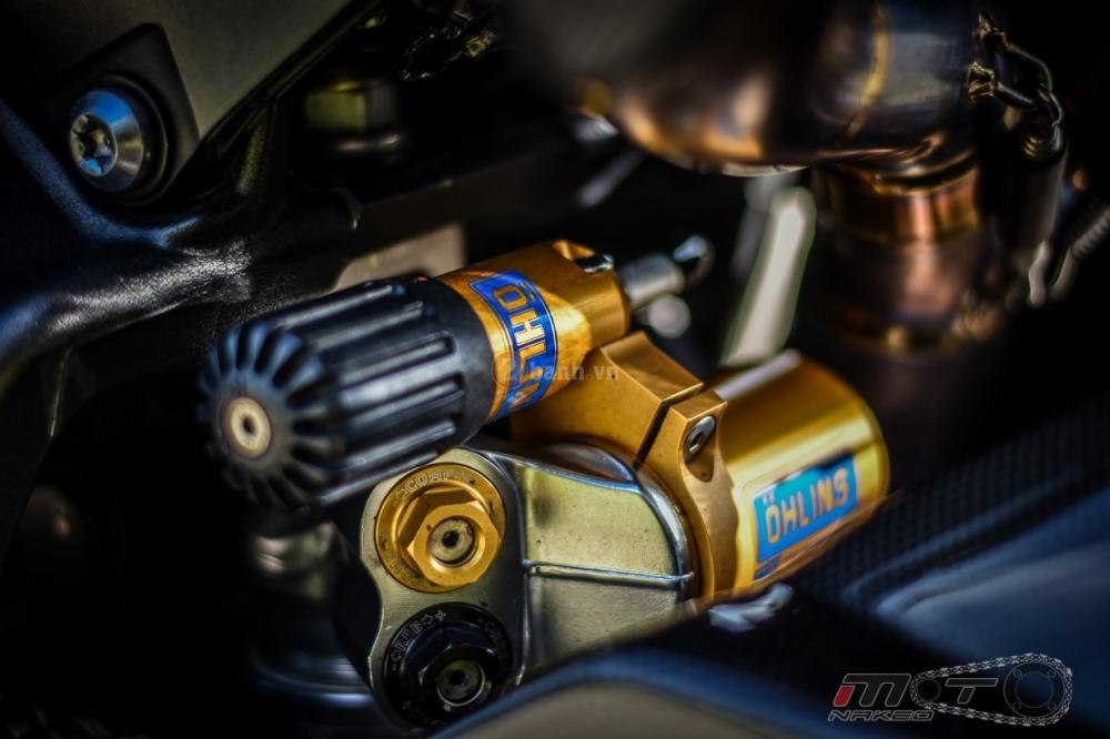 Yamaha R1 sieu chat trong phien ban Movistar MotoGP - 22