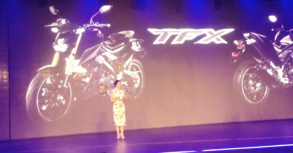 Yamaha TFX150 Clip ra mat va gioi thieu cac tinh nang cua xe - 2