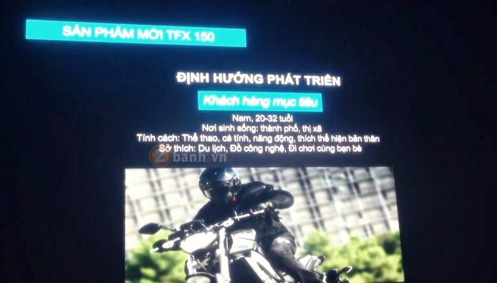 Yamaha TFX150 Clip ra mat va gioi thieu cac tinh nang cua xe - 4