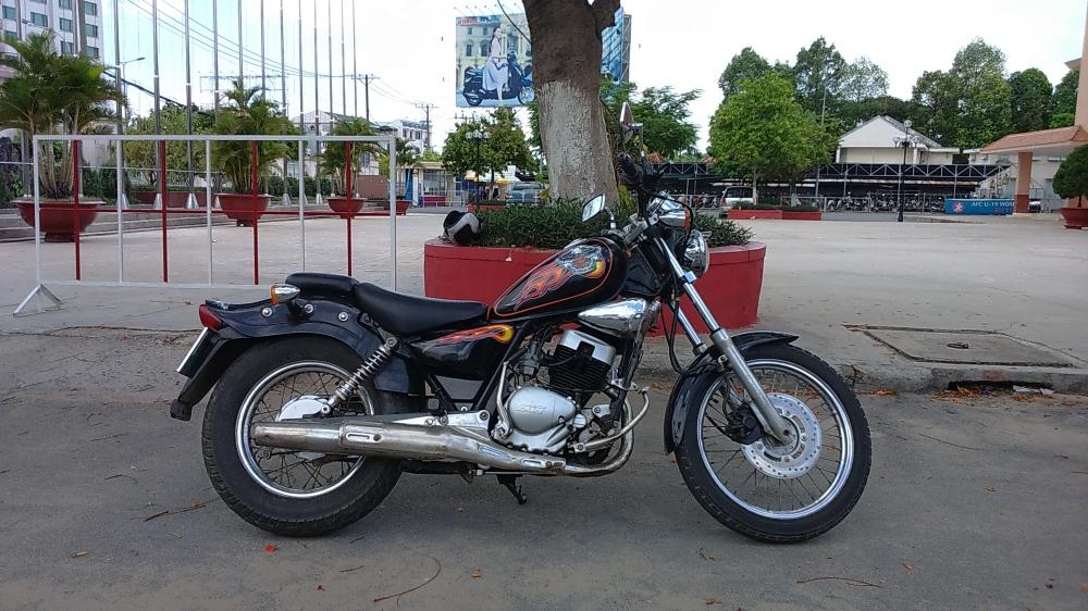 ban xe moto husky do rebell 150 - 5