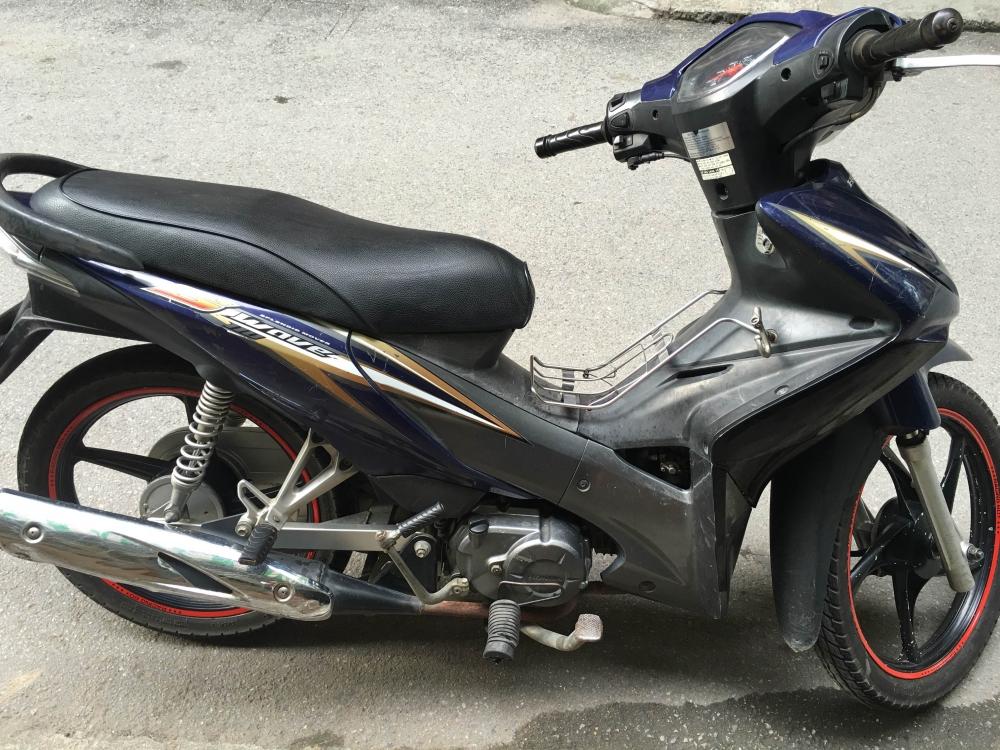 Ban xe Wave S 110 cc chinh chu dang su dung - 2