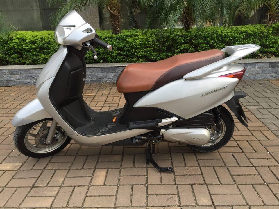 Can ban Honda Lead Fi 2009 mau ghi bien HN ho so goc nguyen ban chinh chu gia dinh 21tr - 6