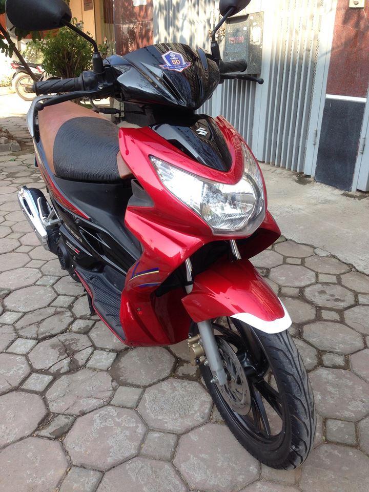 Can ban Suzuki Hayate 125cc 2010 do den bien HN 30Z may cuc phe xe van moi 12tr500 - 3