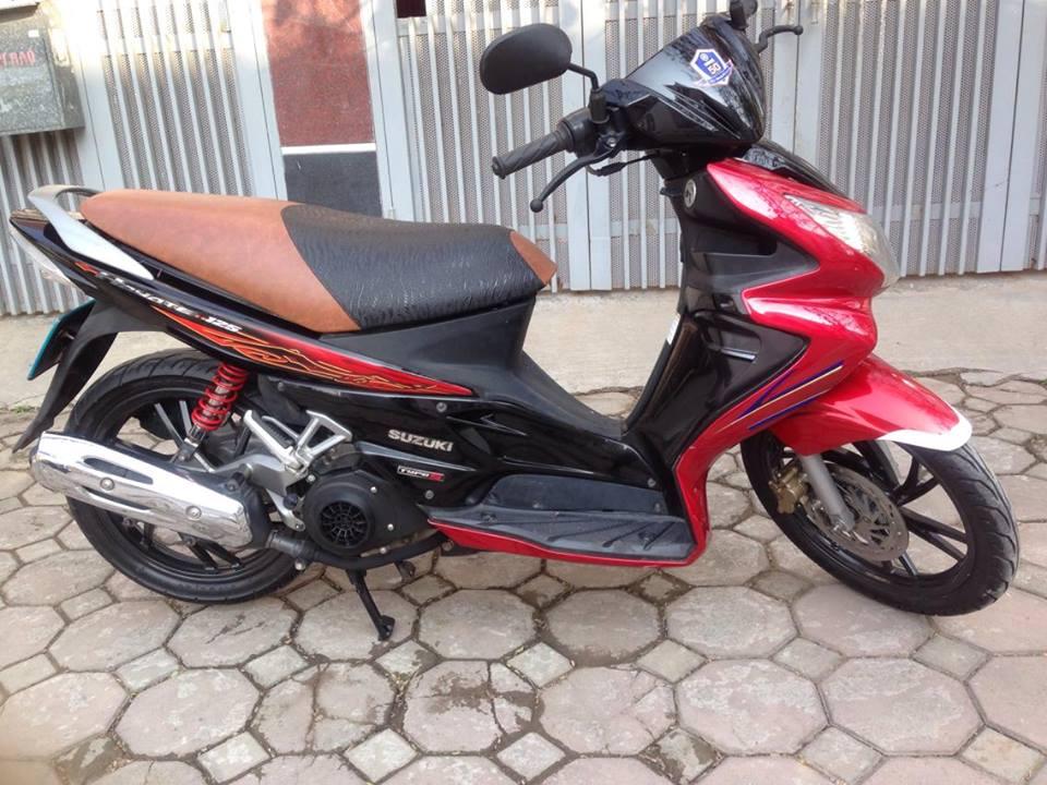 Can ban Suzuki Hayate 125cc 2010 do den bien HN 30Z may cuc phe xe van moi 12tr500 - 4