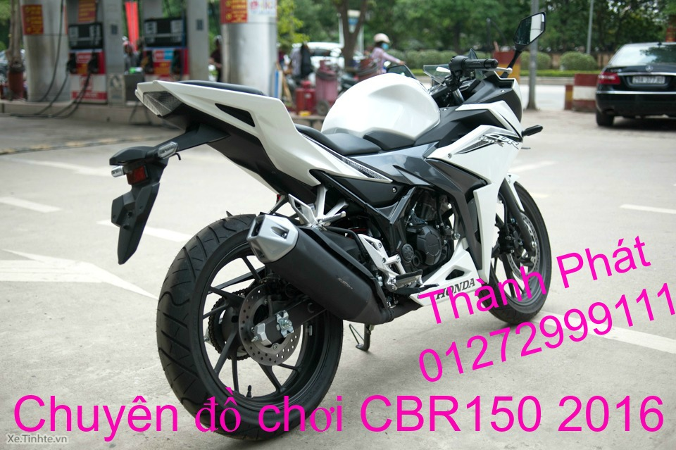 Chuyen do choi Honda CBR150 2016 tu A Z Up 21916 - 4
