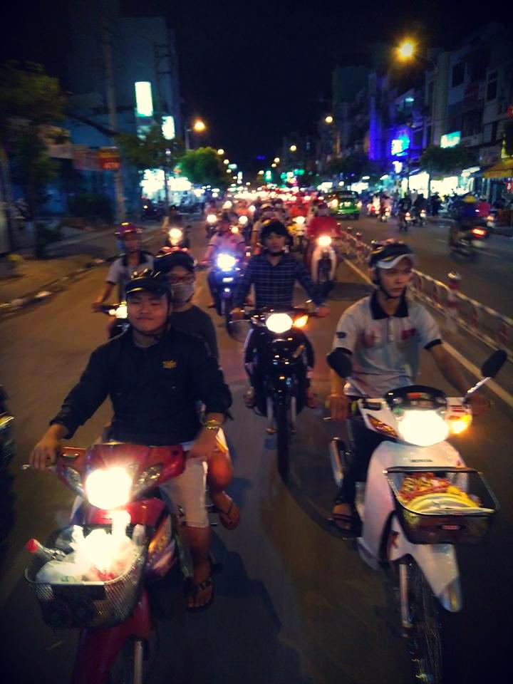 Club Wave Dream Friend Ships HCM City vui tet Trung Thu cung ba con vo gia cu - 6