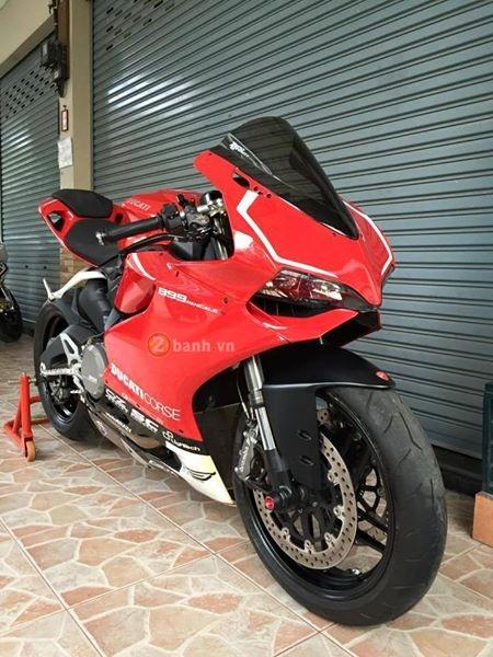 Ducati 899 do nhe do choi hang hieu voi ve ngoai nhu zin - 2